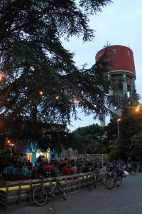 Weekend 1 watertoren