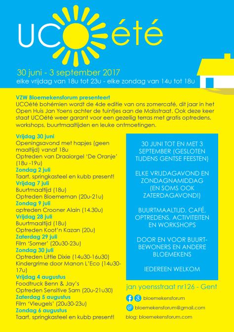 UCOété-flyer 2017